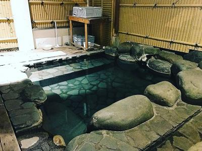 「ル・ヴァンベール湖郷」余りの暑さに、猿ヶ京温泉へ♪ 4つの源泉掛け流しの貸切風呂が自由に使える宿!