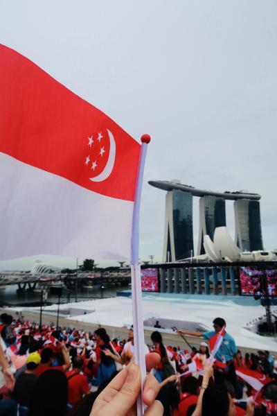 Happy Birthday To You, Singapore|まだまだ53歳ラー。