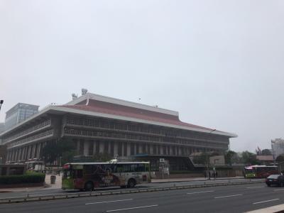キャセイパシフィックで行く台北 1