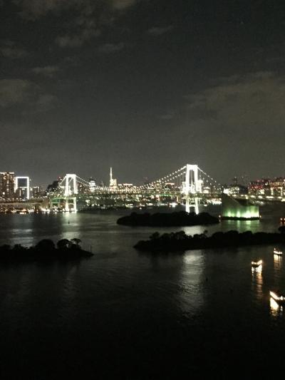 ヒルトン東京お台場プチバカンス