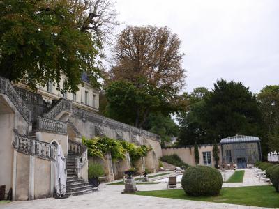 2015サンテミリオン&ロワールドライブ旅行(6):4日目ヴーヴレワインのドメーヌホテル