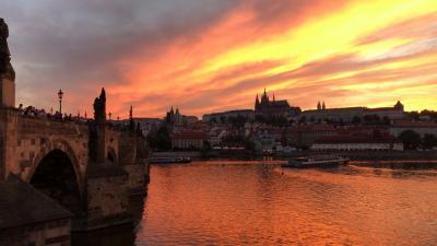 チェコ - ボヘミア・モラビアへのドライブ旅行10日間 - その1(プラハ)