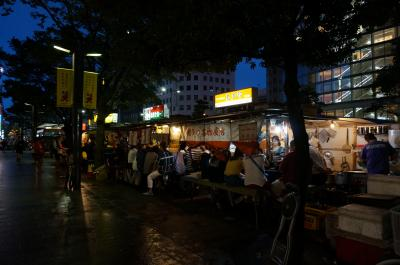 福岡旅行記その1 筑後川温泉、太宰府天満宮、そして博多の夜