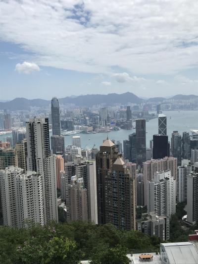 返還後 初香港 週末2泊3日の旅①