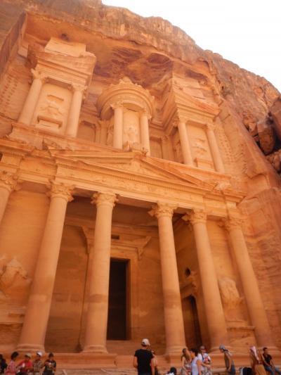 ヨルダン旅行④ ペトラ遺跡~ワディラム