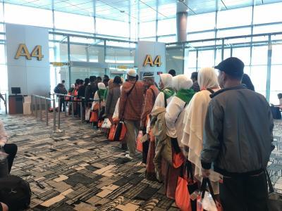 プロローグ・scoot成田→シンガポール線&Jet Airwaysムンバイ線搭乗記録 -2017-18 年越しスリランカ&南インド(1)