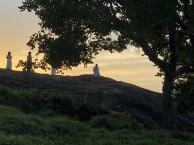 スリランカ7日間の旅・4・憧れのヘリタンスカンダラマ