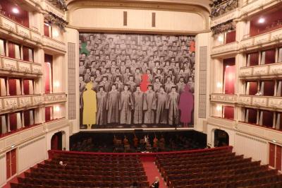 思いがけず音楽旅行となったチェコ・オーストリア・ドイツの旅⑤満を持してウィーンのオペラ座に乗り込む!!
