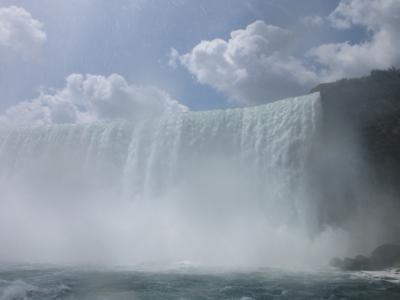 カナダ ナイアガラの滝旅行記