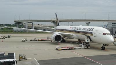 シンガポール航空 787-10搭乗。チャンギT3 Silver Krisファーストクラスラウンジ、等々。