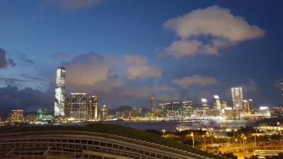 2018 香港へ行く ー ANAビジネスクラスとW香港ホテル