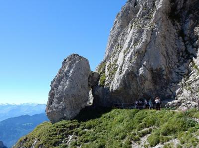 ピラトゥス山でハイキング♪