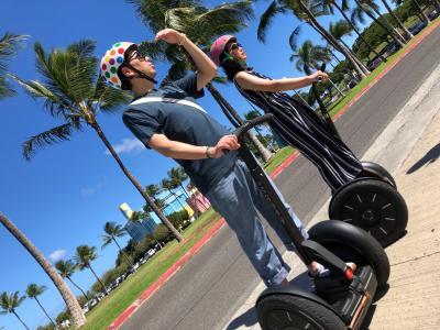 2年ぶりのハレクラニ♪セグウェイでウォールアート巡り♪お初がたくさんだったハワイ6泊旅