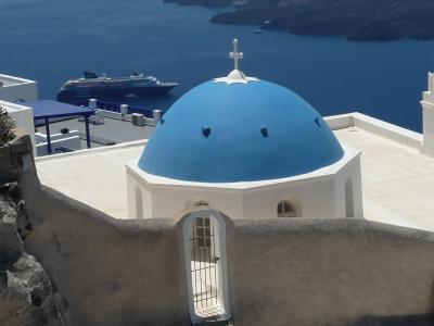 ギリシャ旅行10日間 (アテネ+ロードス+ミコノス+サントリーニ) その5