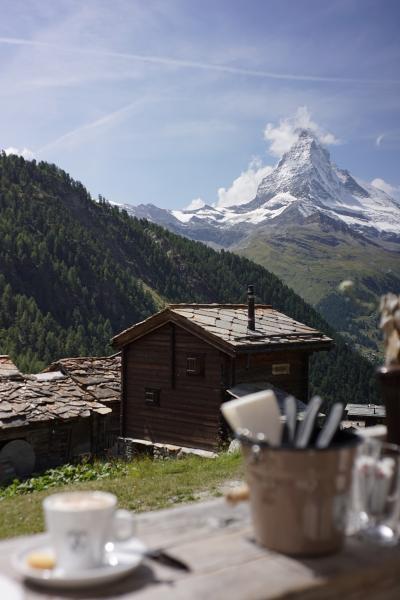 スイス(Switzerland)旅行 2017年8月 ④ ツェルマット(Zermatt)