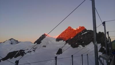 シニアトラベラー!アルプス4大名峰と5つの絶景列車満喫の旅!⑥