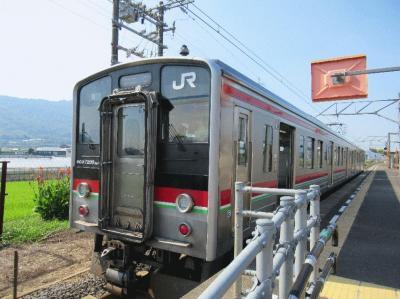 JR四国の様子を確かめに行く旅