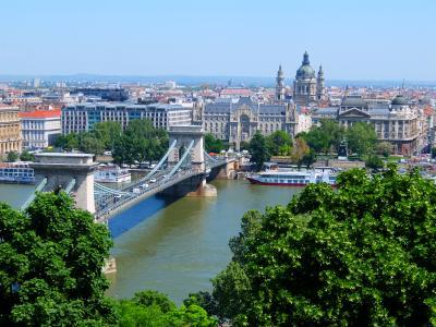 バルカン半島から中欧へ 7 ハンガリー ブダペスト