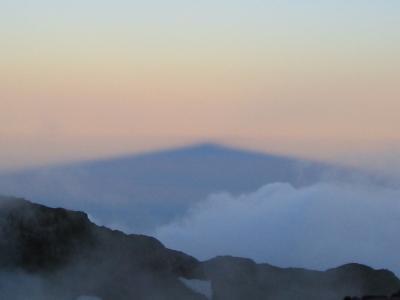 鳥海山 山頂泊 湯ノ台コース~山頂泊~鉾立コース