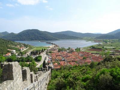 実は見どころ満載のクロアチア 2018GW:05/06 ストンで城壁を歩きまくりそしてドブロブニク
