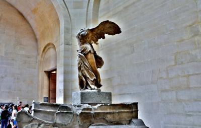 2011 イタリア,フランス10日間 12.美の殿堂『ルーヴル美術館』は感動炸裂!