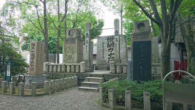 富岡八幡宮と深川の街