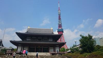 東京神社仏閣巡り