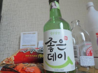 行くぜ釜山~~~食べて・飲んで・人生初の体験の旅~~~