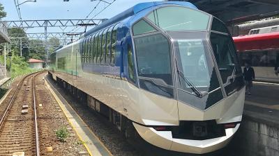 2018年7月連休旅パート1:運行開始5周年のしまかぜ号で初めての賢島と伊勢市巡り(花火大会つき)