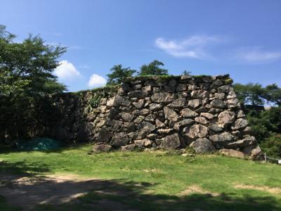 竹田城跡を散策してみます