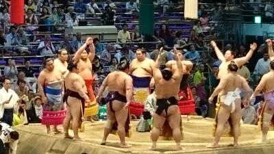 名古屋場所観戦と熱田神宮