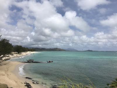 2018年 ─ 女子旅 in Hawaii ─ ② カイルアビーチ ♪