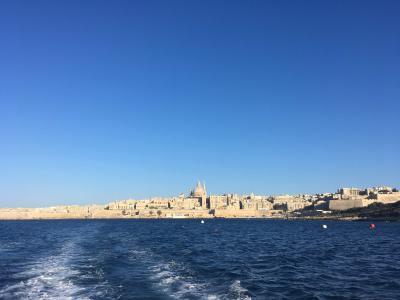 親子ヨーロッパ旅行 11日間 憧れの国 ~マルタ共和国 コミノ島 ゴゾ島 ポパイ村~①