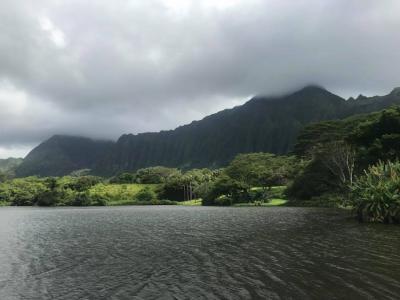 ワオケレ池