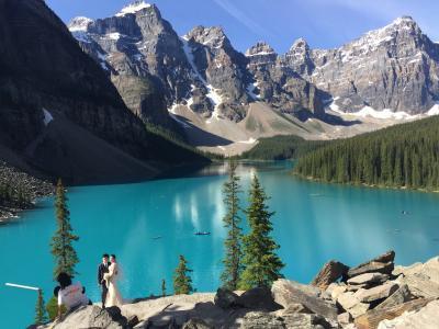 2018年 老夫婦カナダ横断旅行 (カナディアンロッキー編) その2
