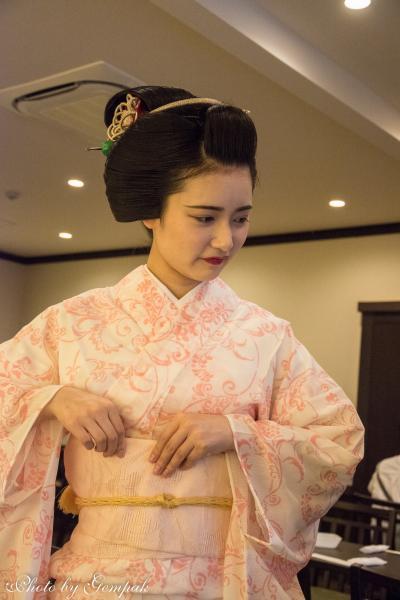 結婚式参列ついでに、猛暑の京都観光(1)人出が少なそうなスポットを選んで半日観光