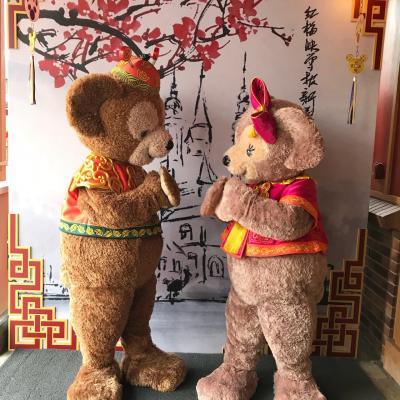 娘と上海ディズニー4泊5日