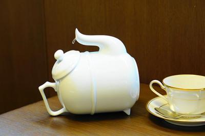 不思議なコーヒ-ゼリー、そしてスリーピングポット@名古屋で食べ歩き
