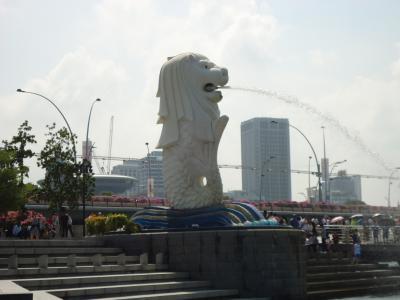 初一人旅・初めてシンガポールへ行って来ました。
