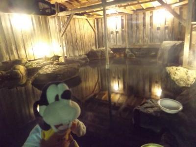 グーちゃん、大金温泉へ行く!(酷暑は露天風呂とスポドリで乗り越えろ!編)