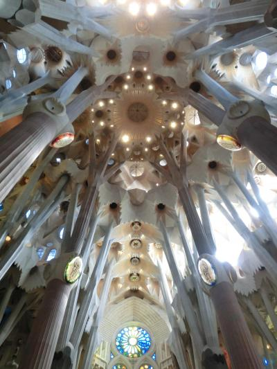 シニア夫婦のスペイン・ポルトガル周遊旅行(4)バルセロナその3・街歩きとサグラダ・ファミリア