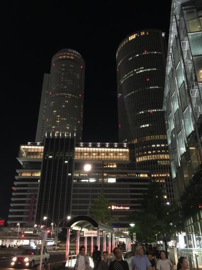 名古屋飯食べに名古屋マリオットアソシアホテル滞在