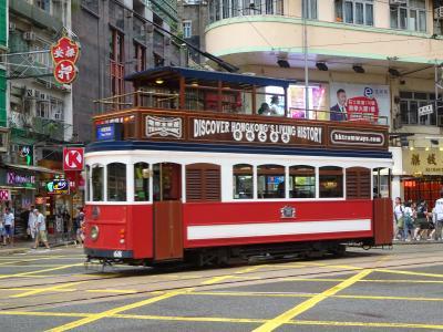 2018貴州旅行1(香港トランジット6時間)