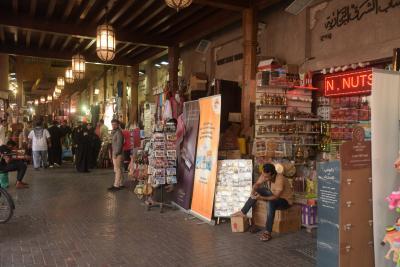 エルサレム&ヨルダン11 ヨルダンードバイ ドバイ観光