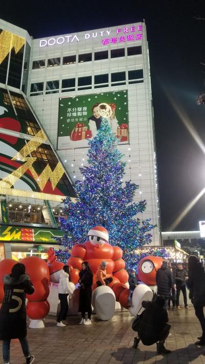 韓国 冬のひとり旅 ソウルは遠かった!?1