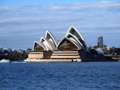 シドニー旅行1日目 ~徒歩で渡ったハーバーブリッジ、たっぷり歩いた1日 前編~