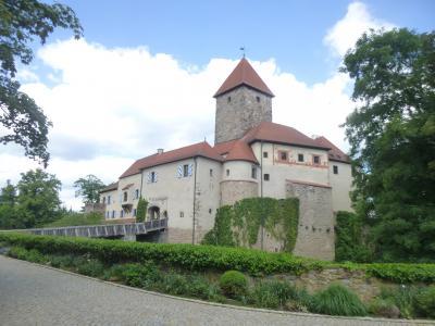 2018年ドイツの春:⑧懐かしの古城ホテル ヴェルンベルク城とアザム兄弟の作品が見られるミッシェルフェルト修道院