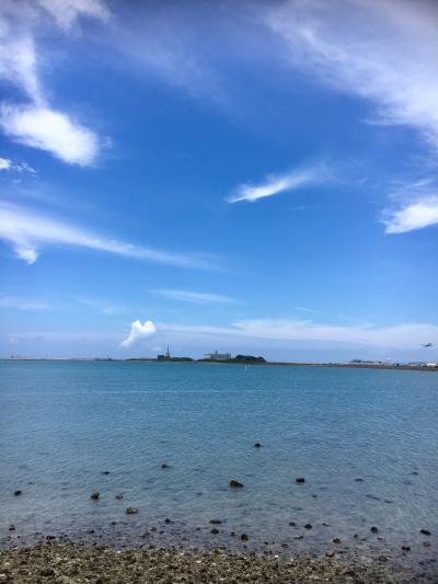 梅雨明け2泊3日沖縄旅☆ホテルムーンビーチ泊(1)