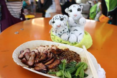 シンガポール旅行記2018(1) 食べて歩き回って盛りだくさんな0-1日目