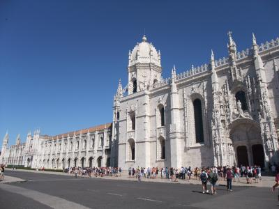 夏旅 憧れのポルトガル 8日間⑥ ベレン~リスボン市街